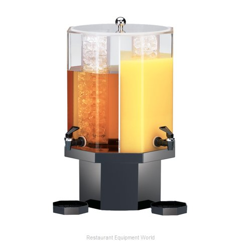 Cal-Mil Plastics 971-5-17 Beverage Dispenser Non-Insulated (Magnified)