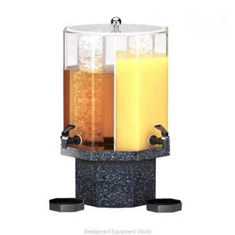 Cal-Mil Plastics 971-5-24 Beverage Dispenser Non-Insulated