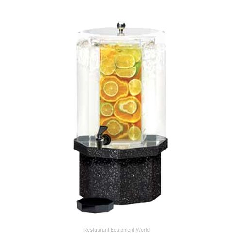 Cal-Mil Plastics 972-2-17INF Beverage Dispenser Non-Insulated (Magnified)