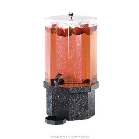 Cal-Mil Plastics 972-3-16 Beverage Dispenser Non-Insulated (Magnified)