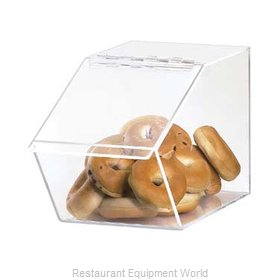 Cal-Mil Plastics 999 Display Case, Pastry, Countertop (Clear)