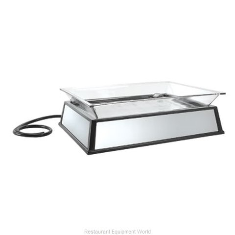 Cal-Mil Plastics IP101-110 Ice Display Tray, Decorative