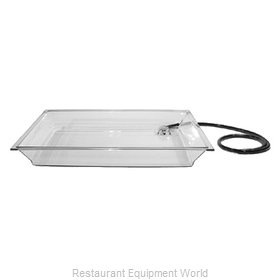 Cal-Mil Plastics IP152 Ice Display Tray, Decorative