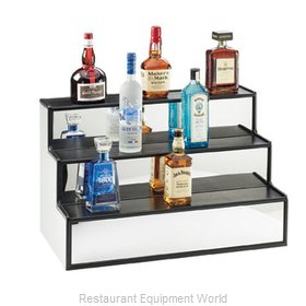 Cal-Mil Plastics LQ30 Liquor Bottle Display, Countertop