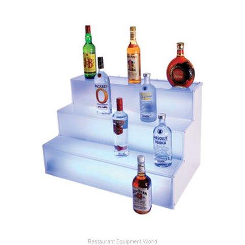 Cal-Mil Plastics LQ31 Liquor Bottle Display, Countertop