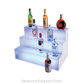 Cal-Mil Plastics LQ31 Liquor Bottle Display, Countertop