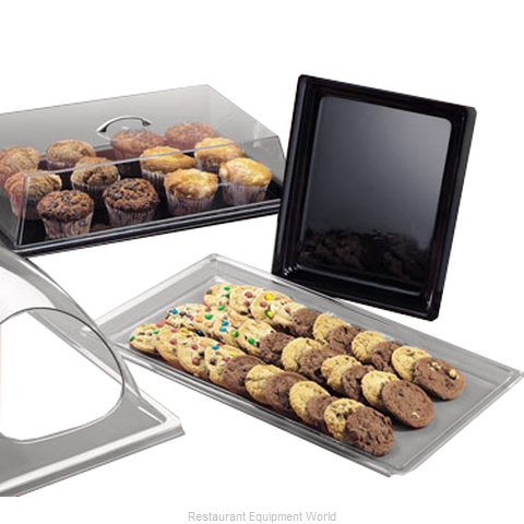 Cal-Mil Plastics P235-12 Tray Display (Magnified)