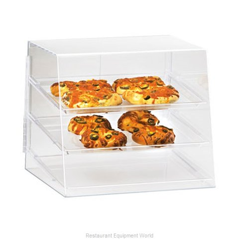Cal-Mil Plastics P241 Display Case Pastry Countertop Clear