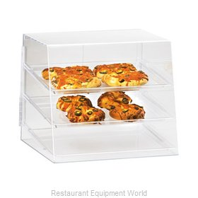 Cal-Mil Plastics P241 Display Case, Pastry, Countertop (Clear)