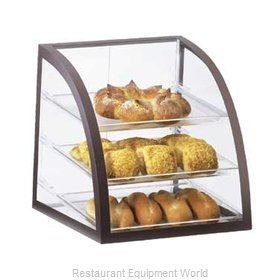 Cal-Mil Plastics P255-48 Display Case, Pastry, Countertop (Clear)