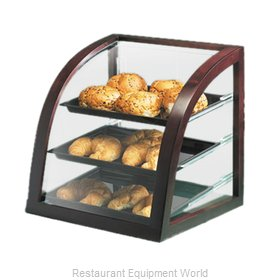 Cal-Mil Plastics P255-52 Display Case Pastry Countertop Clear