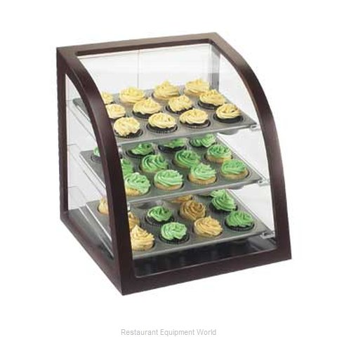 Cal-Mil Plastics P255-52M Display Case Pastry Countertop Clear
