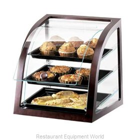 Cal-Mil Plastics P255-52S Display Case, Pastry, Countertop (Clear)