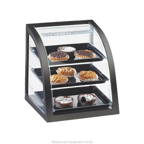 Cal-Mil Plastics P255-96S Display Case, Pastry, Countertop (Clear)