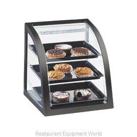 Cal-Mil Plastics P255-96S Display Case Pastry Countertop Clear