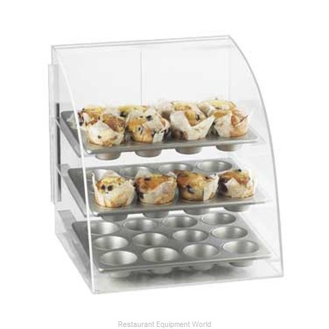 Cal-Mil Plastics P255-M Display Case Pastry Countertop Clear