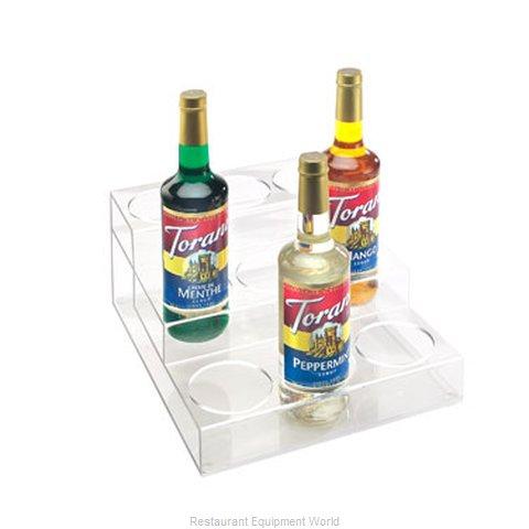 Cal-Mil Plastics P296 Liquor Bottle Display, Countertop