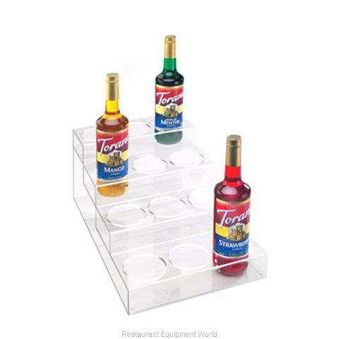 Cal-Mil Plastics P297 Liquor Bottle Display, Countertop
