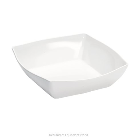 Cal-Mil Plastics SR150 Bowl Serving Plastic (Magnified)