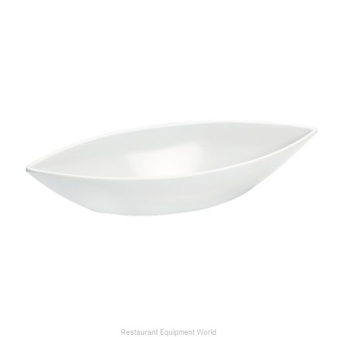 Cal-Mil Plastics SR350 Bowl Serving Plastic (Magnified)