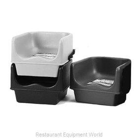 Cambro 100BCS158 Booster Seat, Plastic