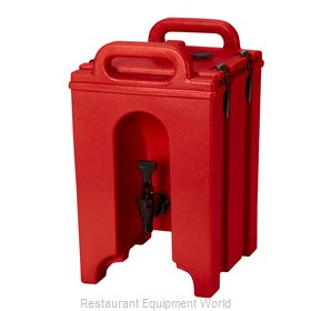 Cambro 100LCD158 Beverage Dispenser, Insulated