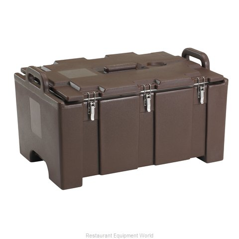 Cambro 100MPC131 Top-Loading Camcarrier (Magnified)