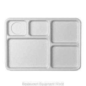 Cambro 10145CW133 Tray, Compartment, Plastic