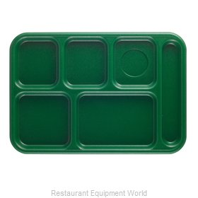 Cambro 10146CW119 Tray, Compartment, Plastic
