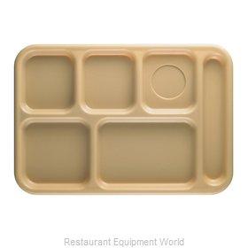 Cambro 10146CW133 Tray, Compartment, Plastic
