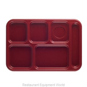 Cambro 10146CW416 Tray, Compartment, Plastic