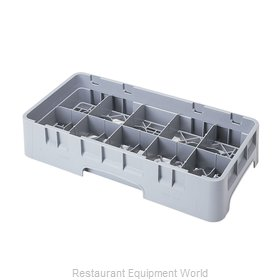 Cambro 10HC258151 Dishwasher Rack, Glass Compartment