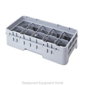 Cambro 10HC414151 Dishwasher Rack, Glass Compartment