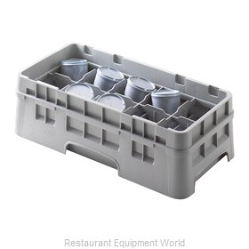 Cambro 10HC414184 Dishwasher Rack, Glass Compartment