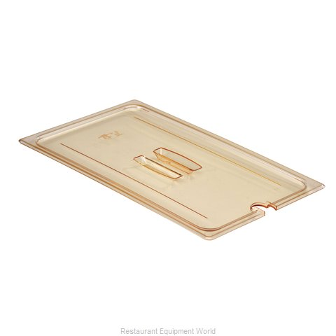 Cambro 10HPCHN150 Food Pan Cover, Hi-Temp Plastic