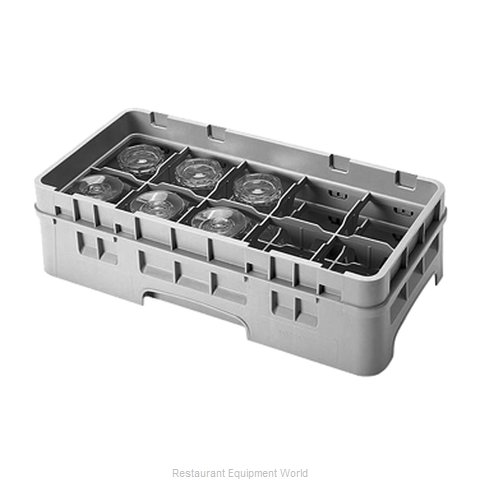 Cambro 10HS318119 Dishwasher Rack, Glass Compartment