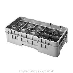 Cambro 10HS318416 Dishwasher Rack, Glass Compartment