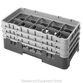 Cambro 10HS638167 Dishwasher Rack Glass Compartment