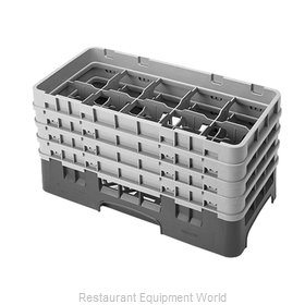 Cambro 10HS800416 Dishwasher Rack Glass Compartment