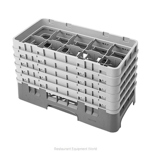 Cambro 10HS958151 Dishwasher Rack Glass Compartment