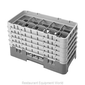 Cambro 10HS958167 Dishwasher Rack Glass Compartment