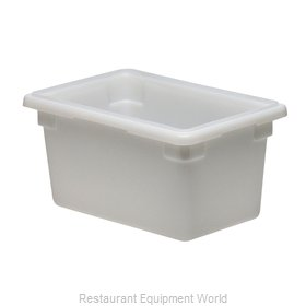 Cambro 12189P148 Food Storage Container, Box