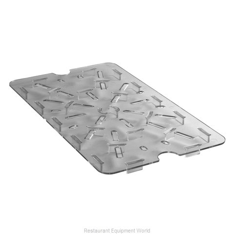 Cambro 1218DSCW135 Food Pan Drain Tray (Magnified)