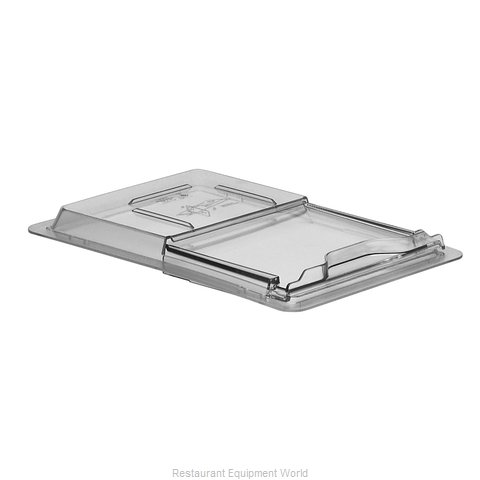 Cambro 1218SCCW135 Camwear SlidingLid (Magnified)