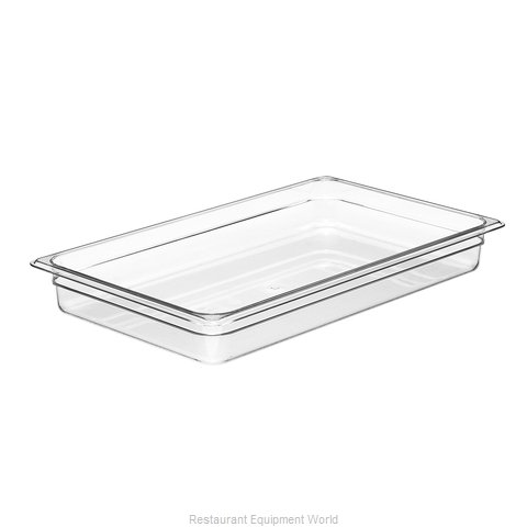 Cambro 12CW135 Food Pan, Plastic (Magnified)