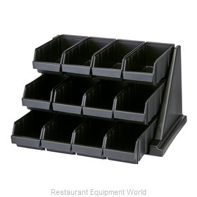 Cambro 12RS12110 Condiment Organizer Bin Rack