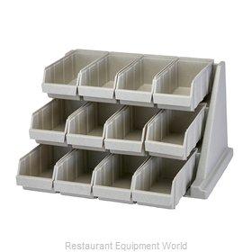 Cambro 12RS12480 Condiment Organizer Bin Rack