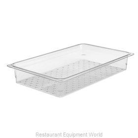 Cambro 13CLRCW135 Food Pan Drain Tray
