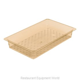 Cambro 13CLRHP150 Food Storage Container Drain Tray