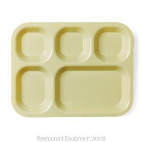 Cambro 14105CP161 Tray, Compartment, Plastic